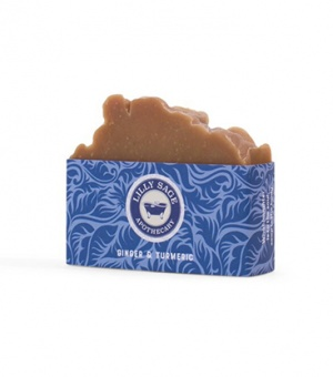 Ginger and Turmeric Soap