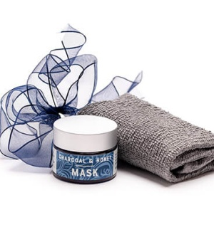 Charcoal and Honey Mask