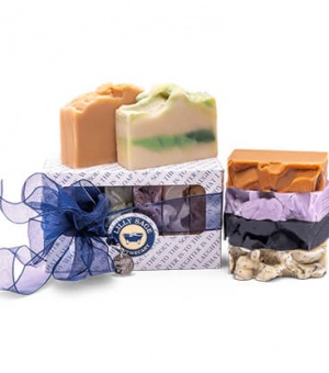 Luxury Soap Gift Set